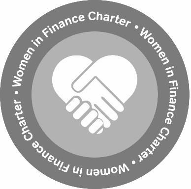 Women in finance label